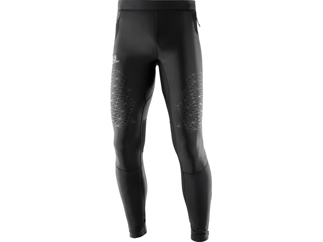 Salomon Fast Wing Leggings Homme, black